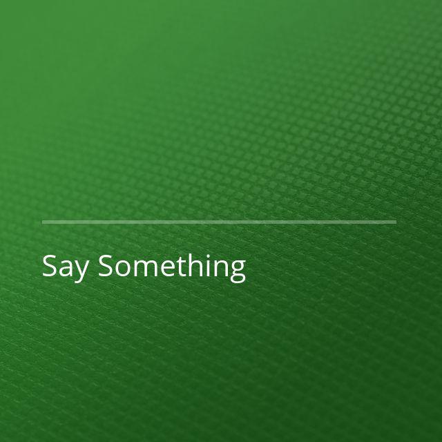 Niko The Kid/HKG - Say Something